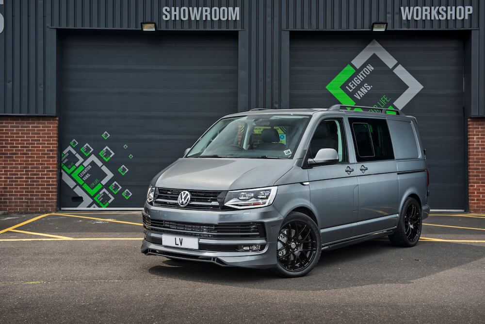 Vw Transporter Genuine Abt Styling